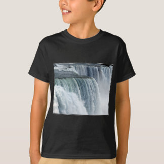 Niagara Falls - Nahaufnahme T-Shirt