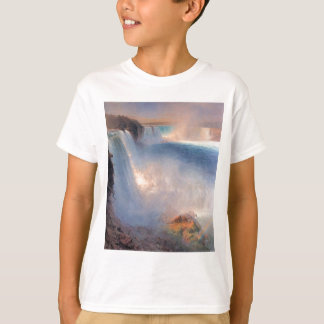 Niagara Falls von der amerikanischen Seite T-Shirt