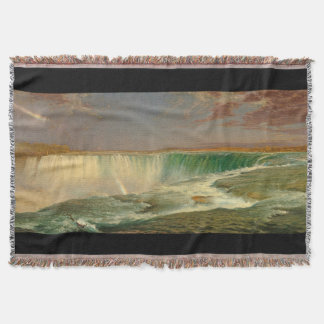 Niagara- Fallsfluss-Wasserfall-Kanada-Wurfs-Decke Decke