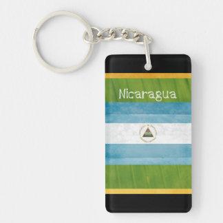 Nicaraguaschlüsselketten-Andenken Schlüsselanhänger