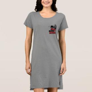 NiceFresh T-Stück Kleid