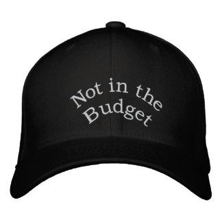 Nicht im Budget_ gestickten Hat_by Elenne Bestickte Baseballcaps