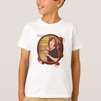 Nichts… steht zwischen mir und Nutella T-Shirt