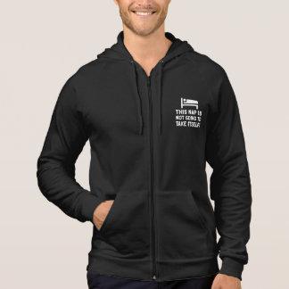 Nickerchen nehmen sich hoodie