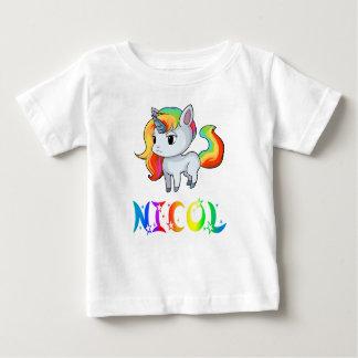 Nicol Unicorn-Baby-T - Shirt