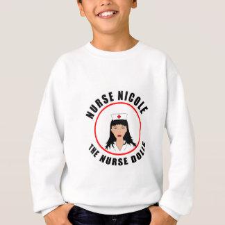 Nicole-Krankenschwester Sweatshirt