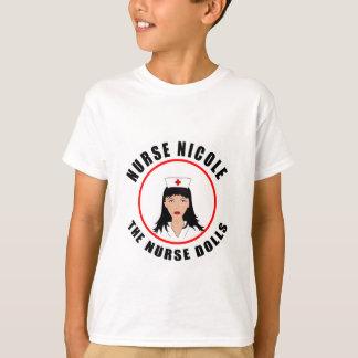 Nicole-Krankenschwester T-Shirt