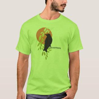 Nie wieder - Rabe u. Mond durch Poe T-Shirt
