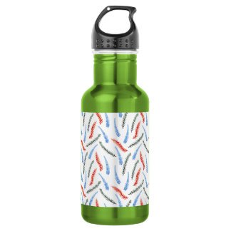 Niederlassungen 18 Unze-Wasser-Flasche Edelstahlflasche