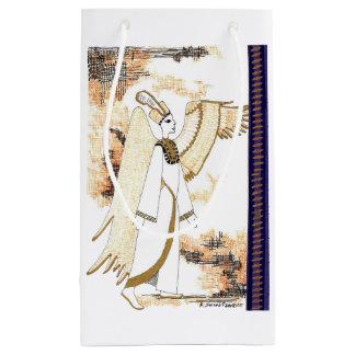 Niedliche Ägypten-Göttin-Art-Geschenk-Tasche Kleine Geschenktüte