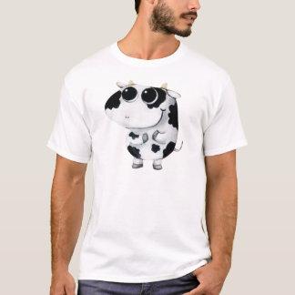 Niedliche Baby-Kuh T-Shirt