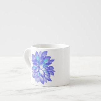 Niedliche Blumenmuster Schale Espresso-Tasse