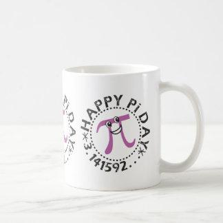 Niedliche glückliche PU-Tag© Tasse
