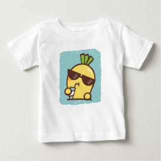 Niedliche Karotte Baby T-shirt