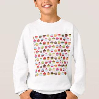Niedliche kleine Kuchen Sweatshirt