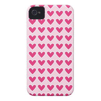 Niedliche rote Geschenke iPhone 4 Case-Mate Hüllen