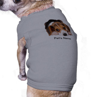 Niedliche und entzückende Beagle-Hunde-Kleidung Top
