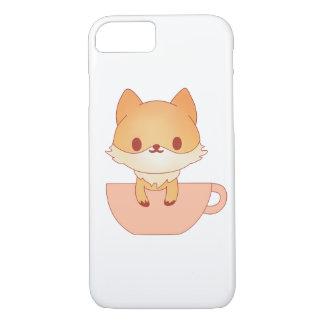 Niedlicher Fox iPhone 8/7 Hülle