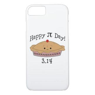 Niedlicher glücklicher PU-Tag! iPhone 8/7 Hülle