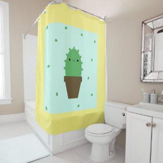 Niedlicher KaktusDuschvorhang Duschvorhang