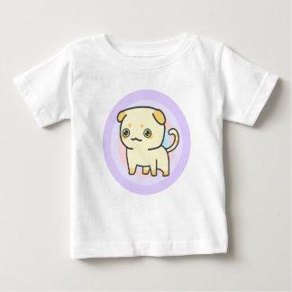 Niedlicher Kätzchen-Baby-Geldstrafe-Jersey-T - Baby T-shirt