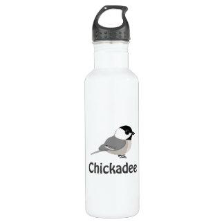 Niedlicher kleiner Chickadee Trinkflaschen