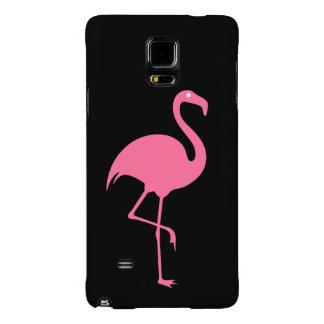 Niedlicher rosa Flamingo