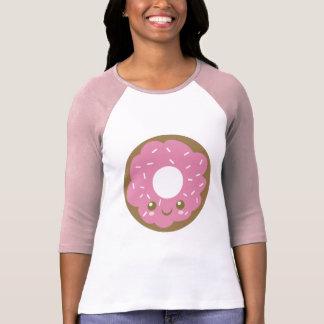 Niedlicher rosa Krapfen T-Shirt