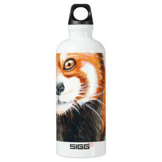 Niedlicher roter Panda Wasserflasche