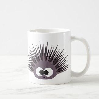 Niedlicher Seeigel Kaffeetasse
