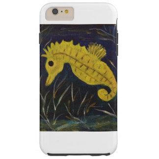 Niedliches Baby-Seepferd Tough iPhone 6 Plus Hülle