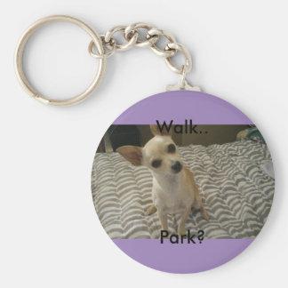 Niedliches Chihuahua keychain Schlüsselanhänger
