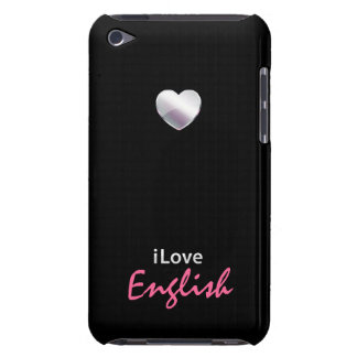 Niedliches Englisch iPod Touch Case-Mate Hülle