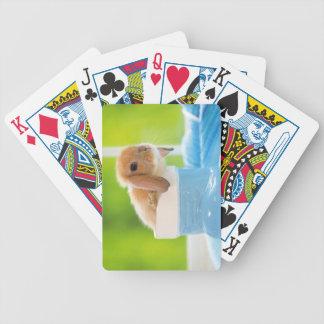 Niedliches Häschen Pokerkarten
