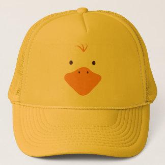 Niedliches kleines Ducky Gesicht Truckerkappe