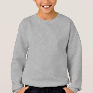 Niedliches lila Cartoon-Spinnen-Jugend-Kleid Sweatshirt