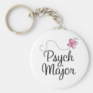 Niedliches Psych bedeutendes Geschenk Schlüsselanhänger