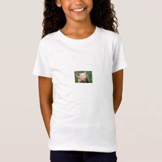niedliches Schwein-Shirt T-Shirt