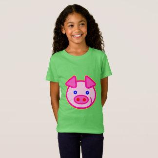 Niedliches Schwein T-Shirt