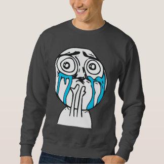 Niedlichkeits-Überlastungs-niedliches Sweatshirt