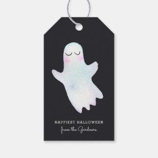 Niedlichster kleiner Geist Halloween Geschenkanhänger