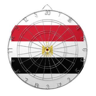 Niedrige Kosten! Ägypten-Flagge Dartscheibe