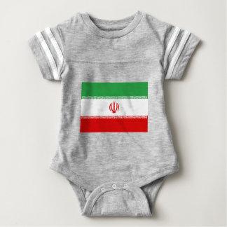 Niedrige Kosten! Der Iran-Flagge Baby Strampler