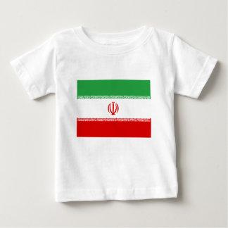 Niedrige Kosten! Der Iran-Flagge Baby T-shirt