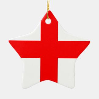 Niedrige Kosten! Georgia-Flagge Keramik Ornament