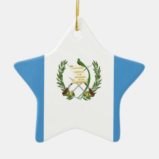 Niedrige Kosten! Guatemala-Flagge Keramik Ornament