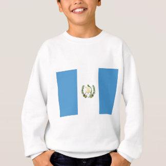 Niedrige Kosten! Guatemala-Flagge Sweatshirt