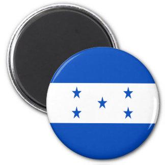 Niedrige Kosten! Honduras-Flagge Runder Magnet 5,7 Cm