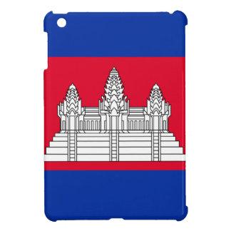 Niedrige Kosten! Kambodscha-Flagge iPad Mini Hülle