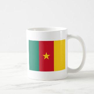 Niedrige Kosten! Kamerun-Flagge Tasse